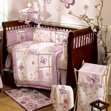 Cocalo sugar plum 8 pc baby bedding jcpenney 180 for quilt