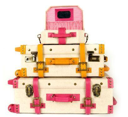 Steamline luggage.