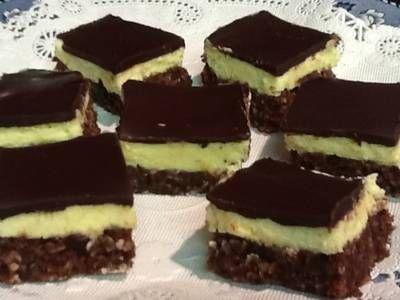 Nanaimo Brownies | Best Brownie Recipes | Pinterest