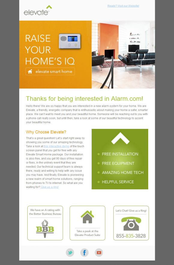 Beautiful email newsletters graphic design pinterest for Beautiful newsletter design