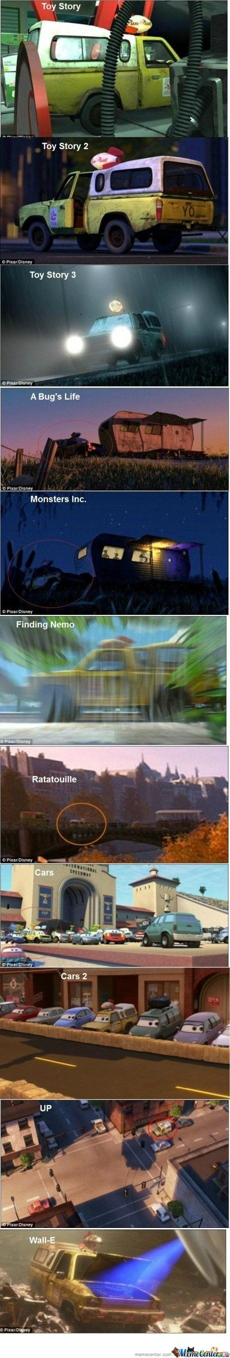 I Bet You Never Noticed This