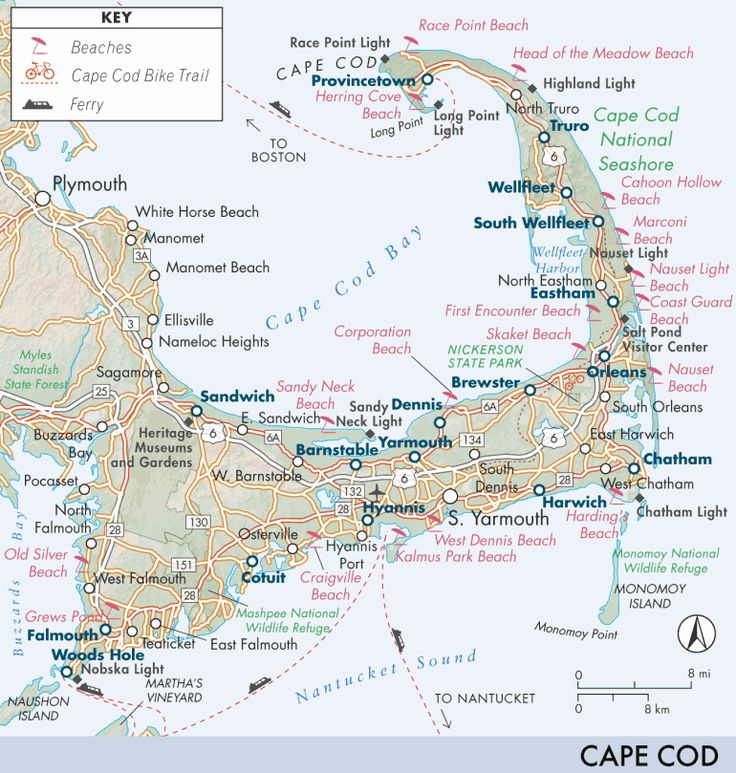 Cape Cod Places To Visit From Fodor's