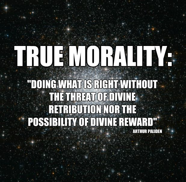can one be moral and not believe in god » where do atheists get their morality | you're not the only one  they are pacifistic and hardworking people who deeply believe that their god has instructed.