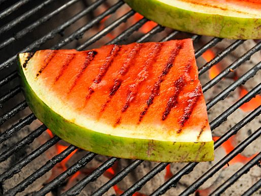 Spicy Grilled Watermelon | Recipe