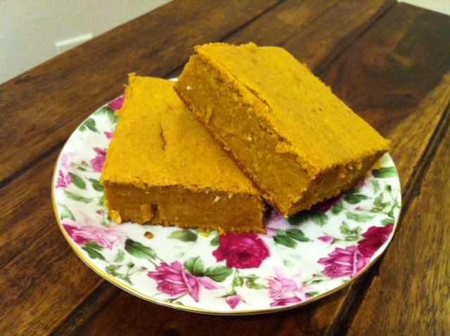 Pumpkin Maple Sprouted Corn Cake | Recipes | Pinterest