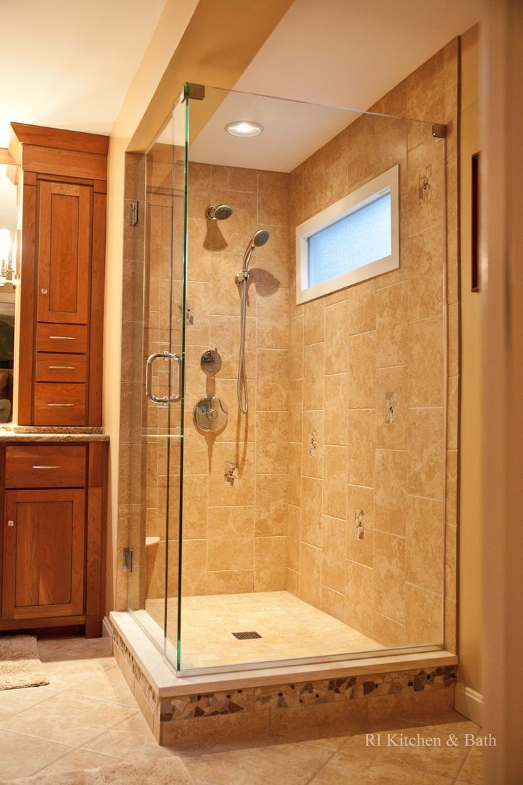 Spa Bathroom Design by #RIKB #BathroomDesign #GlassEnclosure # ...