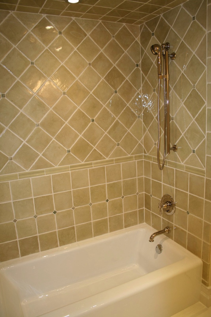 Bathroom tile ideas pinterest for Bathroom designs using mariwasa tiles