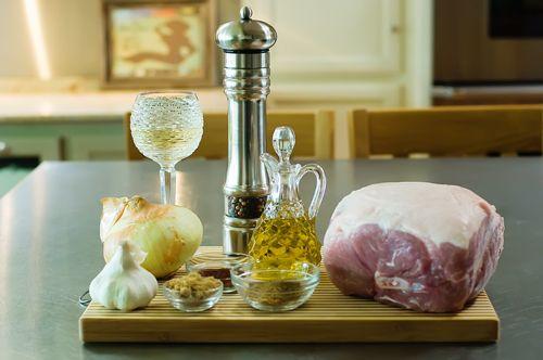 Cynthia's Spicy Shredded Pork | Recipe