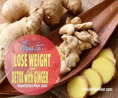 how to use ginger for weight loss