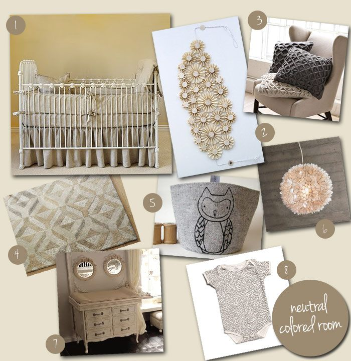 Neutral Baby's Room