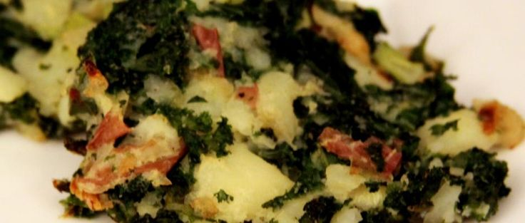 Mashed Potato And Kale Cakes Recipes — Dishmaps