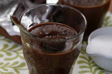 Boozy Chocolate Pudding | Chocolate | Pinterest