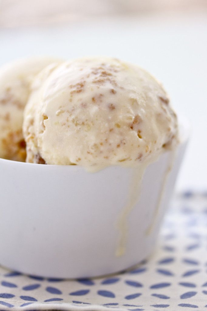 Ginger Ice Cream | Ice Cream and Sorbet | Pinterest