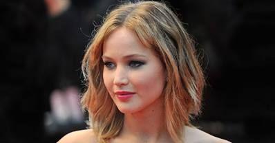 Jennifer Lawrence wavy bob style | Hairstyles I keep thinking about ...