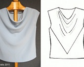 paco peralta Italian sewing patterns on etsy