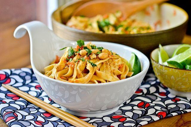 Cold Peanut-Sesame Noodles   Eat Me Noodles & Pastas   Pinterest