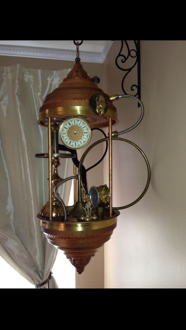 steampunk wall art steampunk is for lovers pinterest. Black Bedroom Furniture Sets. Home Design Ideas