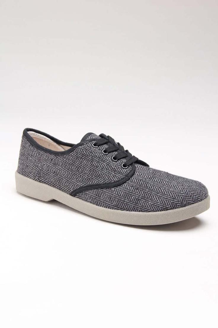 JackThreads - Herringbone Oxford Shoe, $19.99