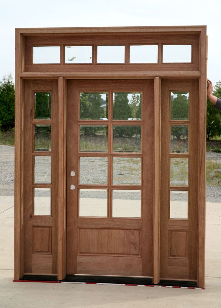 Pin by ashley coats on 11 room divider pinterest for Entry door with transom