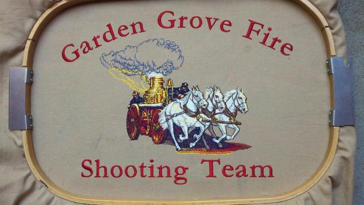 Garden Grove Fire Shooting Team