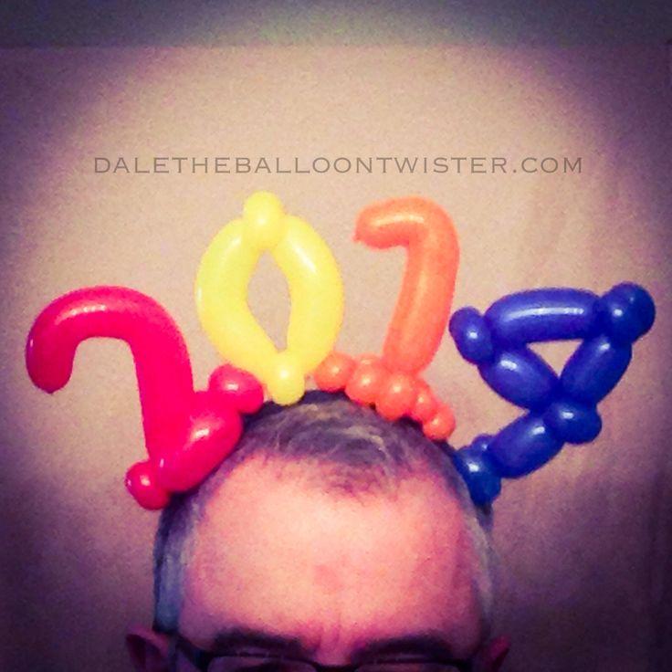 #HappyNewYear hairband
