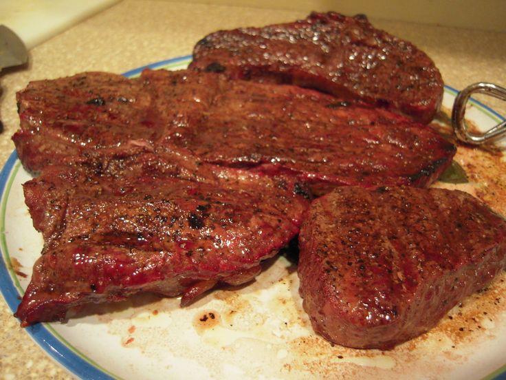 Balsamic Round Steak