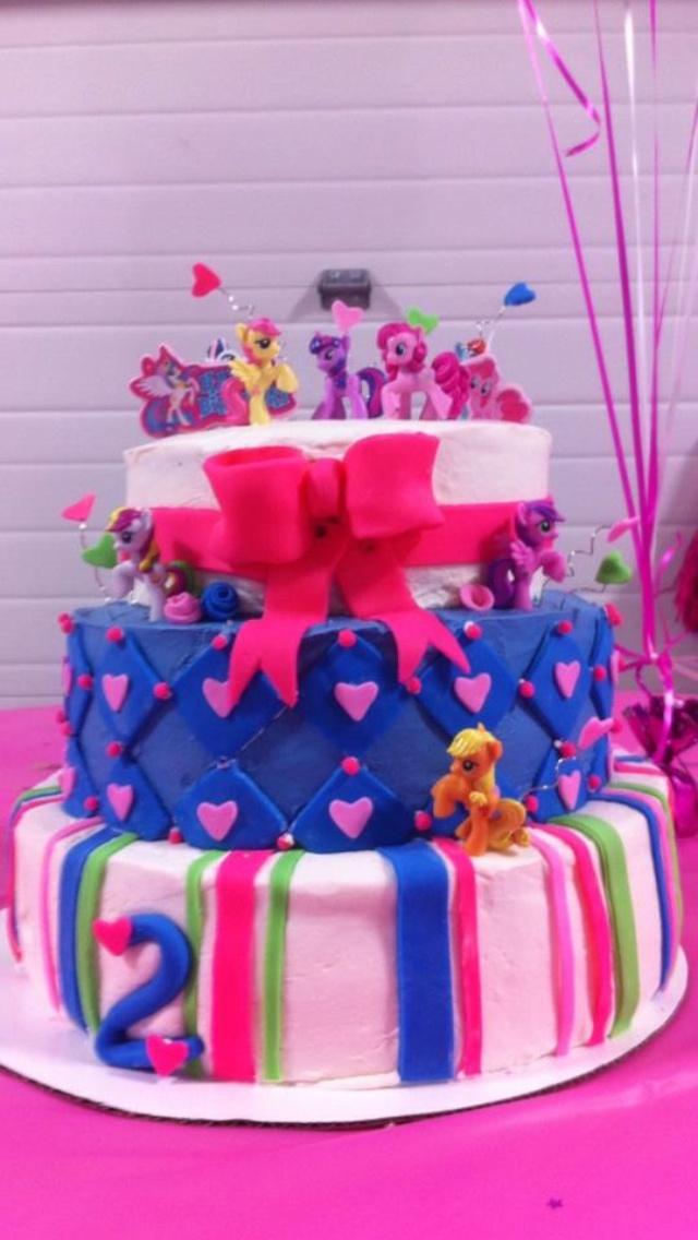 My Little Pony Birthday Cake. looks so good so cute and MY BIRTHDAY ...