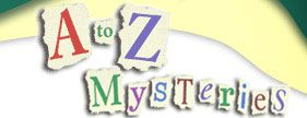 Mysteries by Ron Roy  From  The Absent Author  to  The Zombie Zone    A To Z Mysteries Zombie Zone