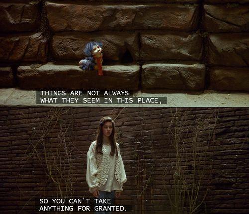 Labyrinth quote | Labyrinth Jareth Sarah | Pinterest Labyrinth Movie Quotes Jareth