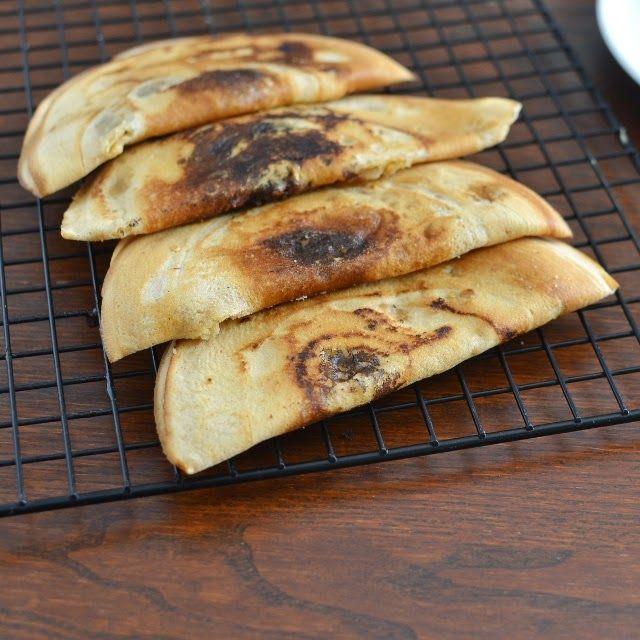 Crispy Malaysian Pancakes | For Breakfast | Pinterest