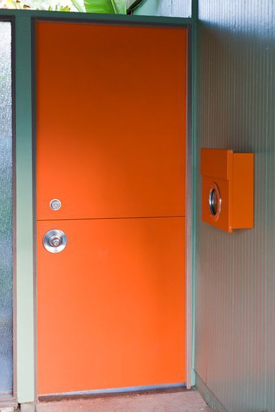 Mr ed modern dutch door for the home pinterest
