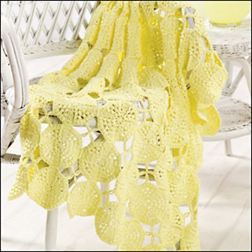 Lemonade Crochet Afghan Pattern : Pin by Elke Teeuwen on squares rounds and more for blanket ...