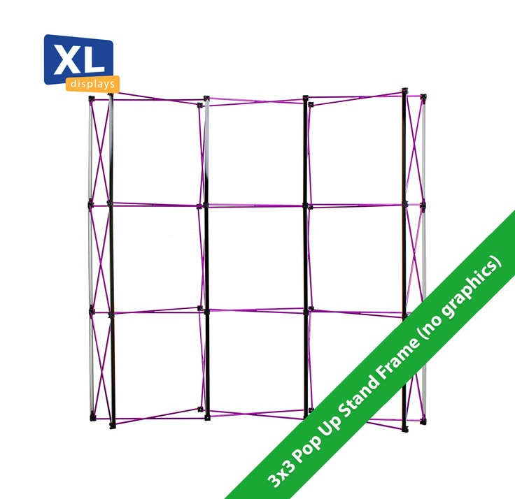 Exhibition Stand Framework : Pin by xl displays exhibition display uk on pop up