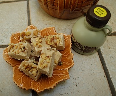 Maple Walnut Fudge | Desserts and Sweets | Pinterest