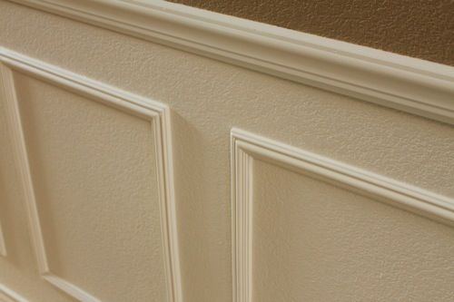 Wall Molding For The Home Pinterest