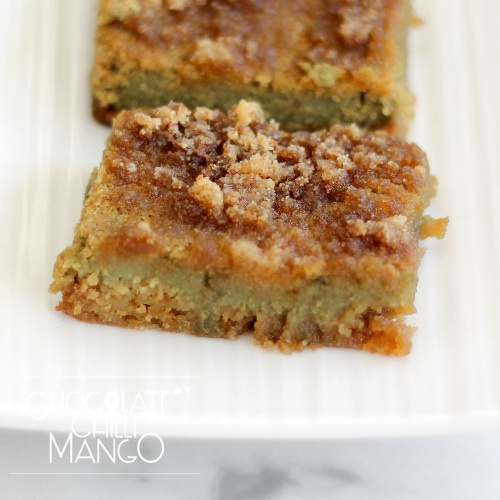 Tangy Lime & Coconut Crumble Bars | Bar Cookies & Brownies | Pinterest
