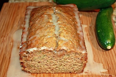 Zucchini and Cinnamon Loaf | Recipies | Pinterest