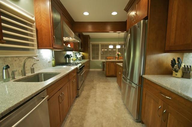 Semi Custom Kitchen Cabinets Kitchens Interiordesign
