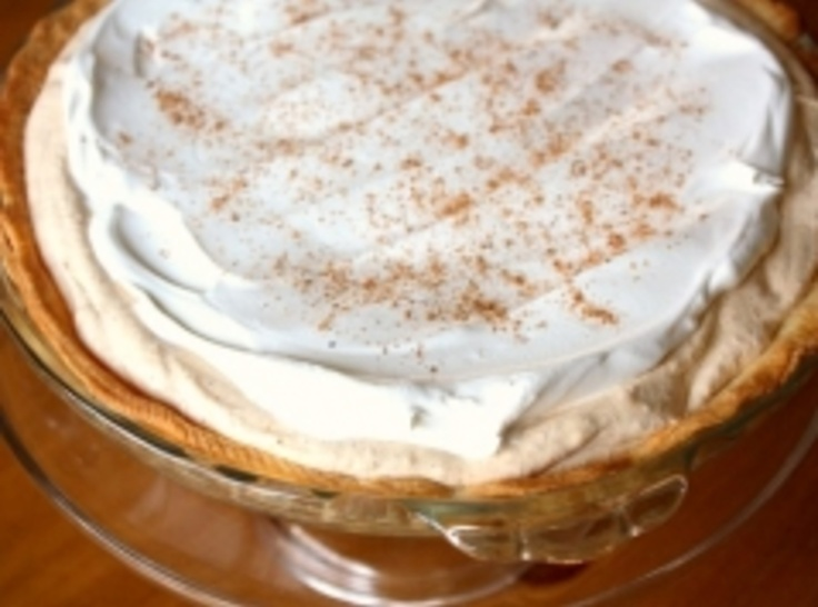 Chiffon Pumpkin Pie | Thanksgiving...Fall Decorations | Pinterest