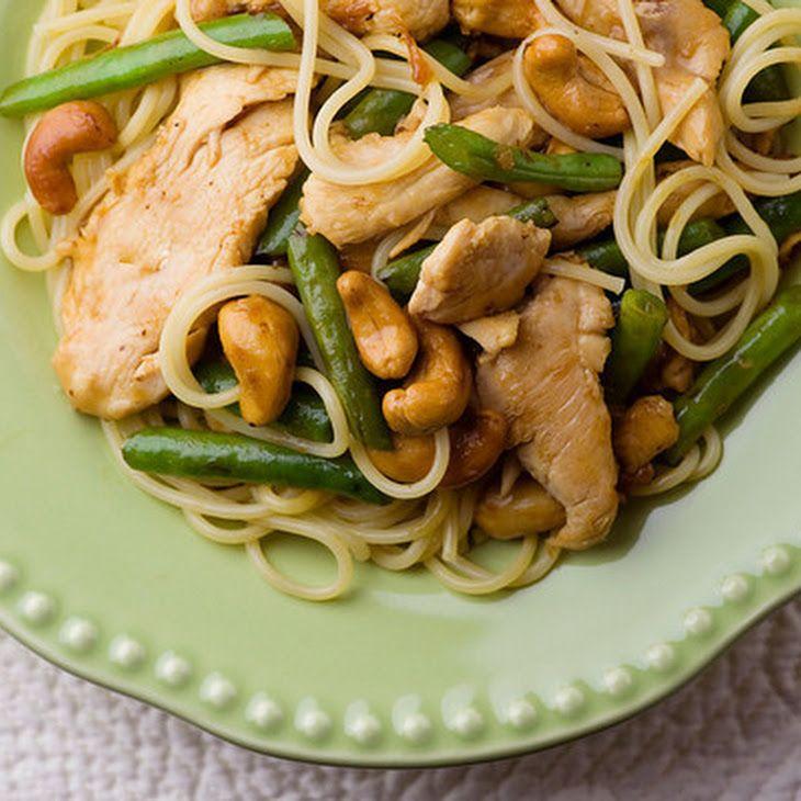 Honey Chicken Stir-Fry II Recipe | Healthy Meals - Chicken | Pinterest