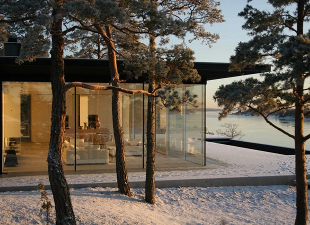 Glass beach house hossegor beach house pinterest
