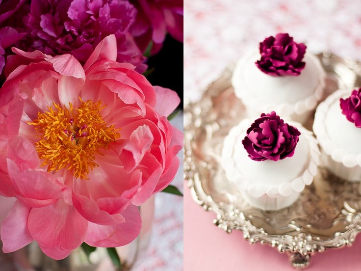 ... Secrets: Sugar Peony and a Chocolate and Pistachio Brigadeiro Cake
