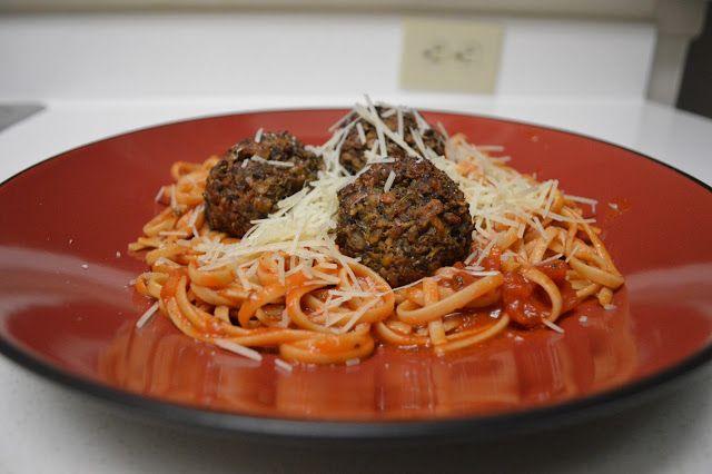 Eating Clean - Mushroom Lentil Meatballs | Tasty. | Pinterest