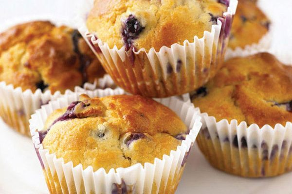 Recipe: Healthy Blueberry Muffins | Cut and Jacked. These are great ...