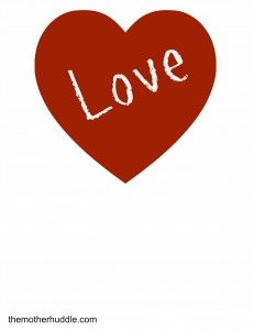 free valentine heart jpg