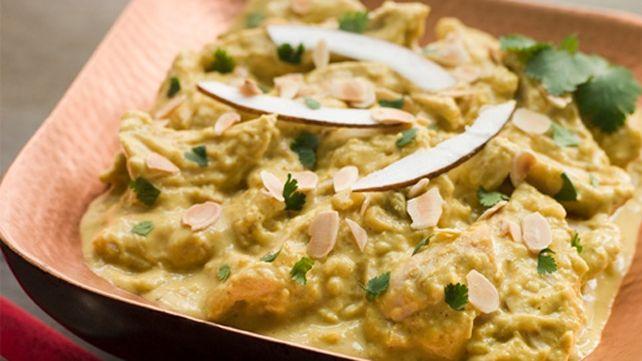 Chicken Curry with Coconut Milk | chicken | Pinterest