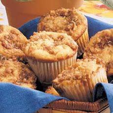 Mini Coffee Cakes | Looks Yummy!!-Bread | Pinterest