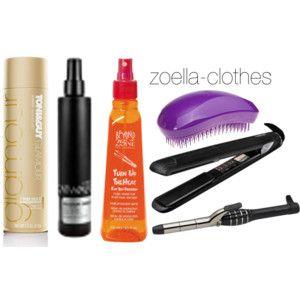 Hair Style Essentials : hair essentials!