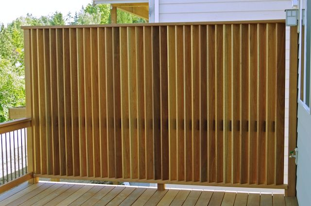 Deck privacy screen google search deck privacy screens for Deck privacy screen panels