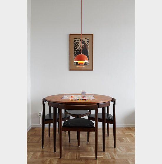small round table kitchen pinterest